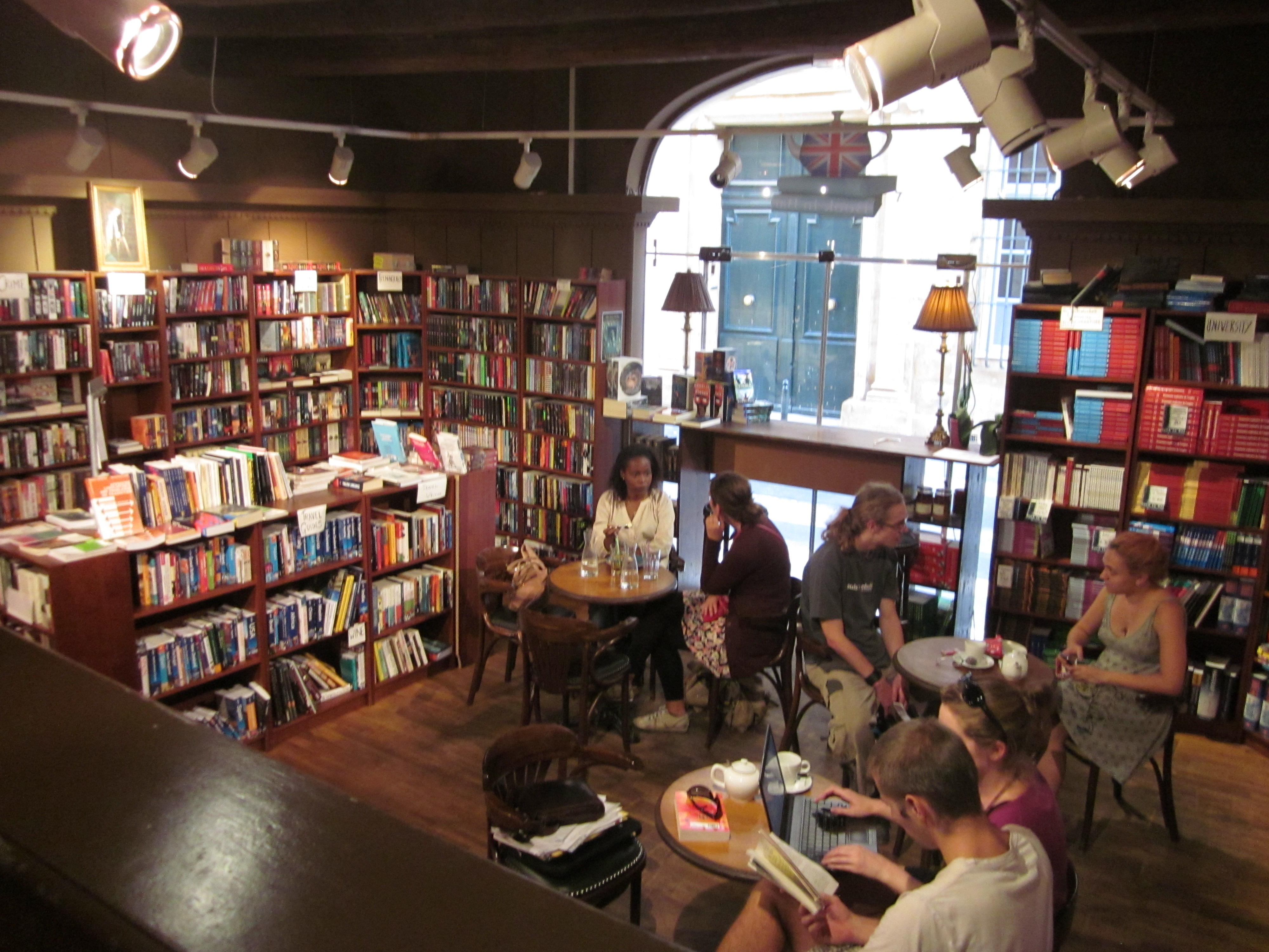 Book & Bar | AdventuresRenée
